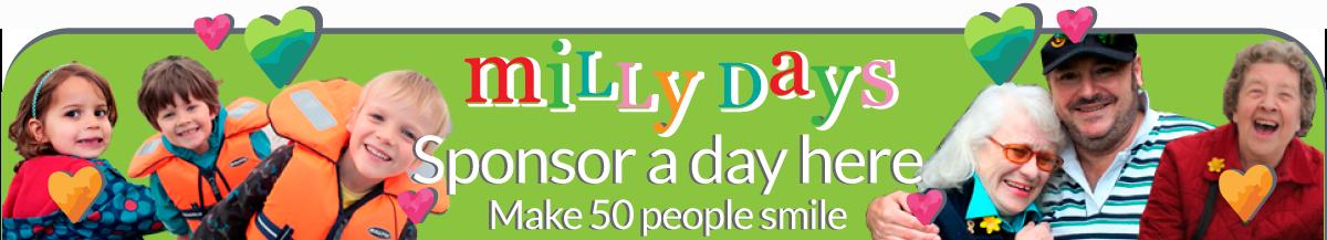 Sponsor Milly Days